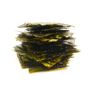 Roasted Seaweed.