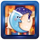 Dorme Luna-Musica Giocattolo icon