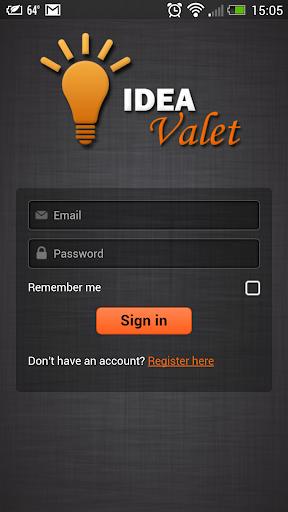 Idea Valet