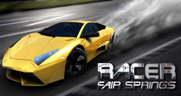Racer: Fair Springs- screenshot