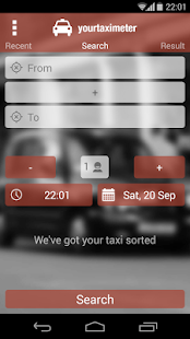 YourTaximeter- screenshot thumbnail