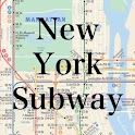 New York Metro Map icon