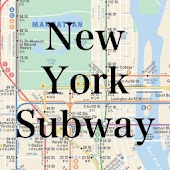 New York Metro Map