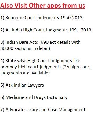 Bombay High Court Judgments - screenshot