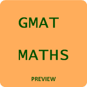 GMAT Maths Preview