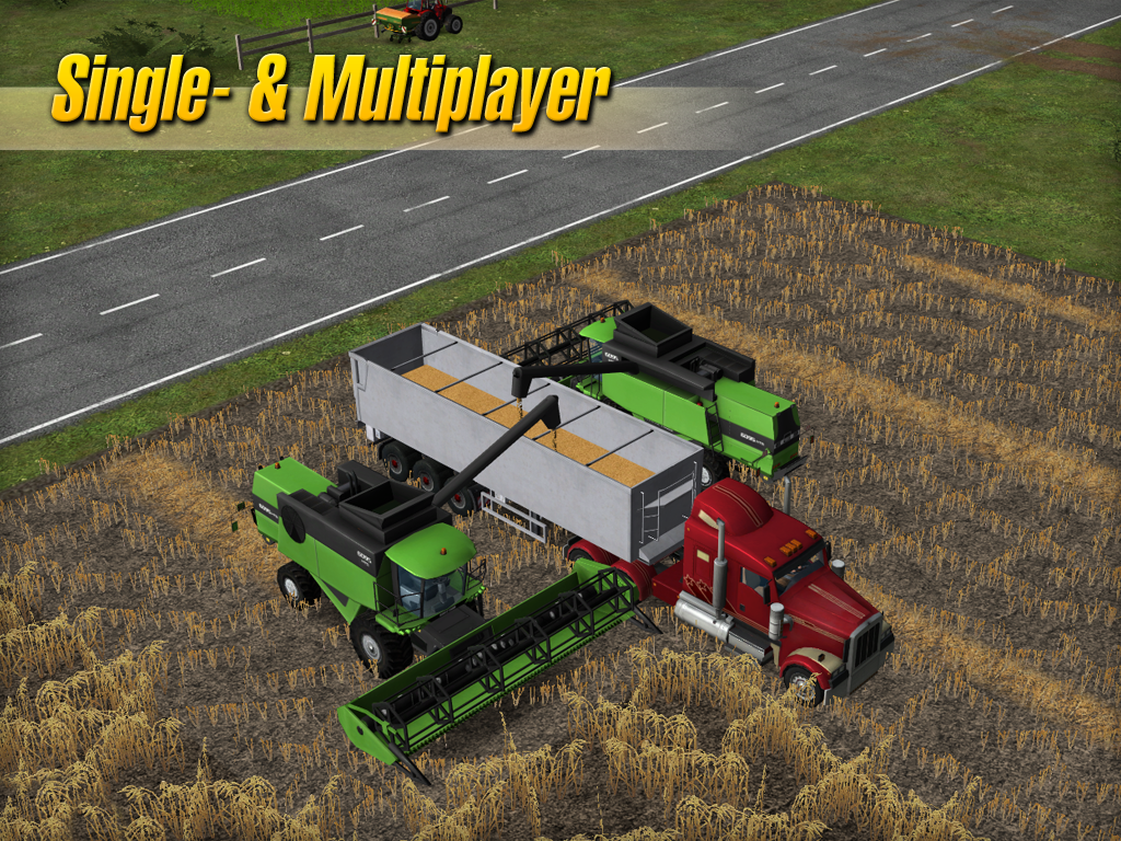 Farming Simulator 14 - screenshot