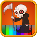 Kids Halloween Piano Pro icon