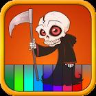 Crianças Halloween Piano Pro icon