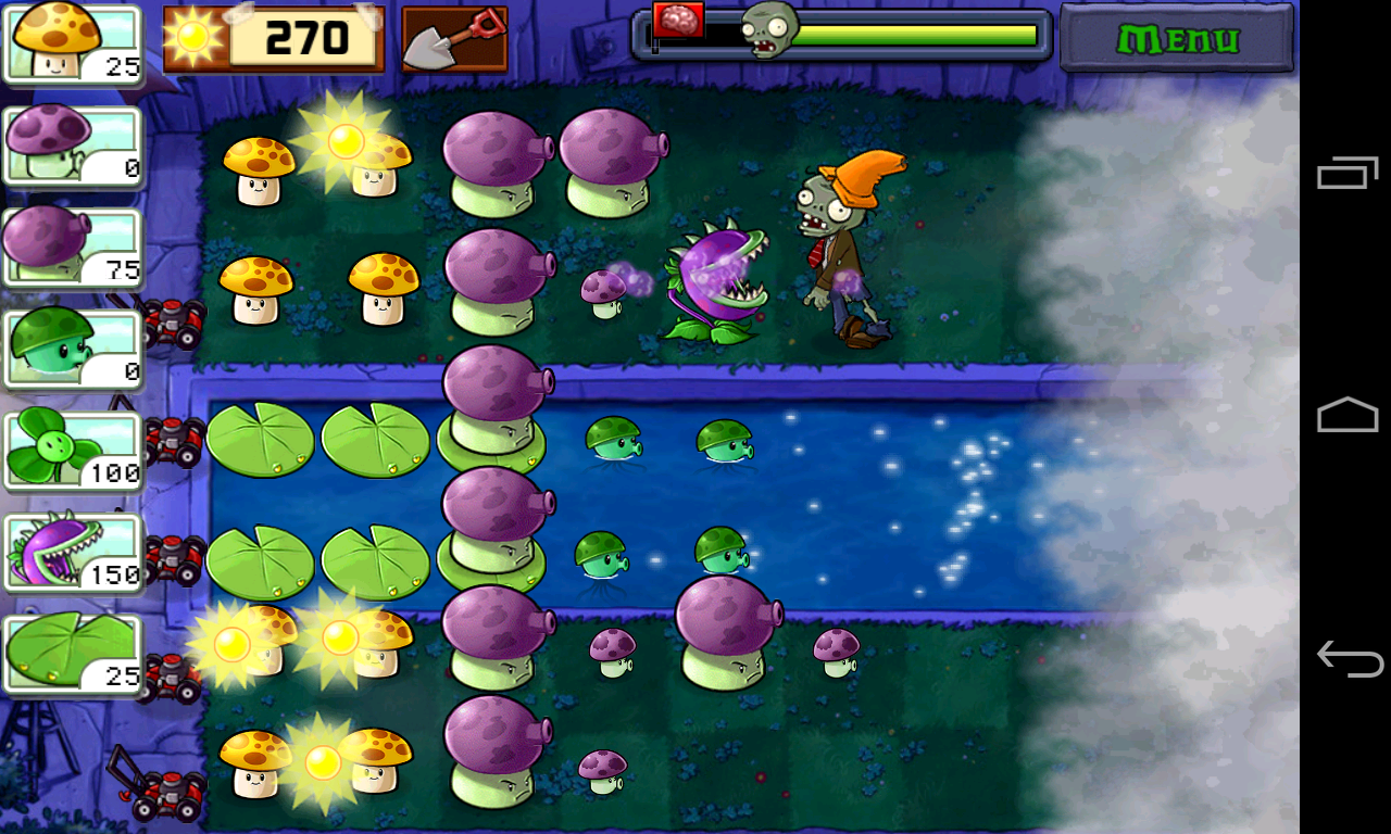 Plants vs. Zombies FREE- screenshot