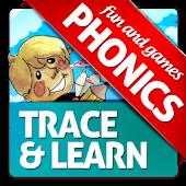 Phonics Trace & Learn