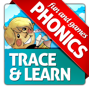 Phonics Trace & Learn for PC and MAC