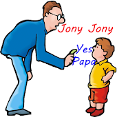 Kids Poem Jony Jony Yes Papa