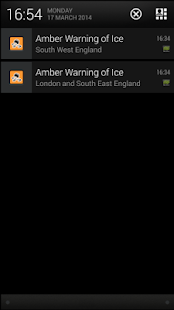 Met Office Weather- screenshot thumbnail