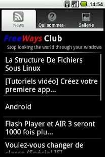 FreeWays Club- screenshot thumbnail