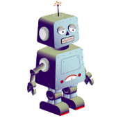 Abrix the robot FREE