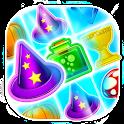 Spell Smash - Match Magic! icon