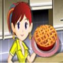 Sara's Cooking:Rhubarb Pie icon