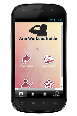 Arms Workout Guide