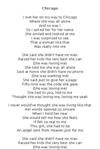 Download Michael Jackson Hits Lyrics APK latest version 1 4