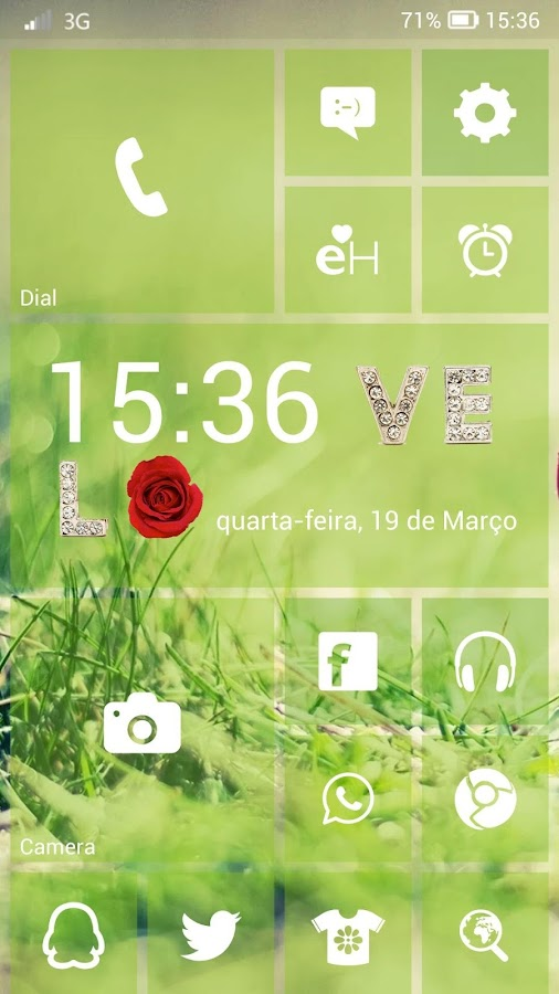 LAUNCHER 8 PRO- screenshot