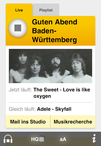 SWR1 Baden-Württemberg Radio