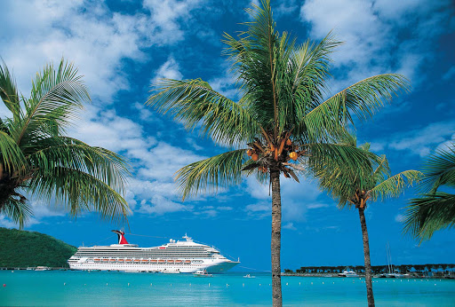 Carnival-Victory-Caribbean-island - Book passage to a romantic Caribbean getaway on Carnival Victory.