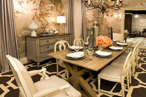 Dining Room Decorating Ideas screenshot