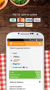Order Food Online Android Apps On Google Play