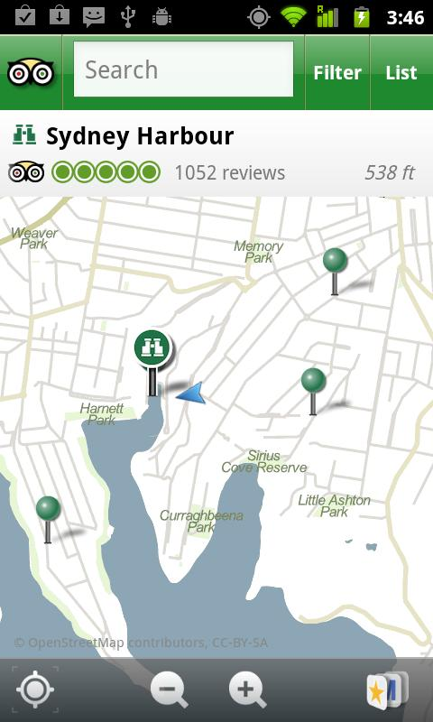 Sydney City Guide screenshot #2