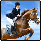 Equestrian Jump Planning icon