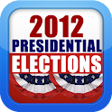 2012 Presidential Elections logo