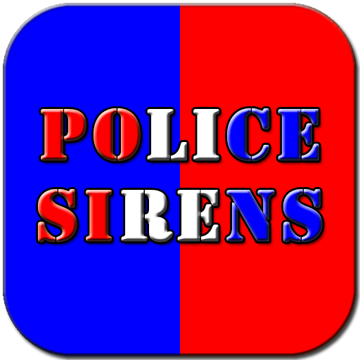 閃爍的警車的警笛 休閒 App LOGO-硬是要APP