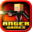 Anger Games - hunger survival icon