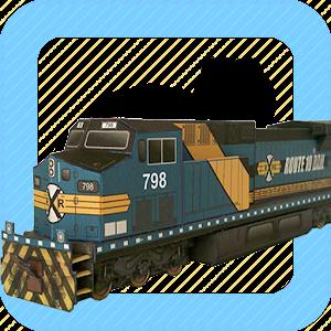 Train Driver HD 模擬 App LOGO-硬是要APP