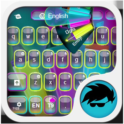 霓虹燈Hightlighter鍵盤 個人化 App LOGO-硬是要APP
