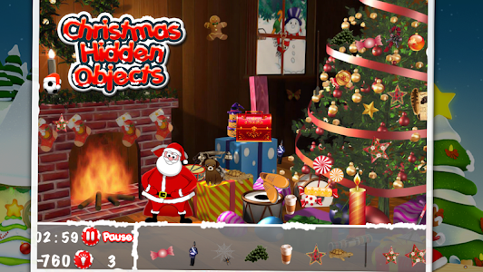 Christmas Hidden Objects 3 v65.3