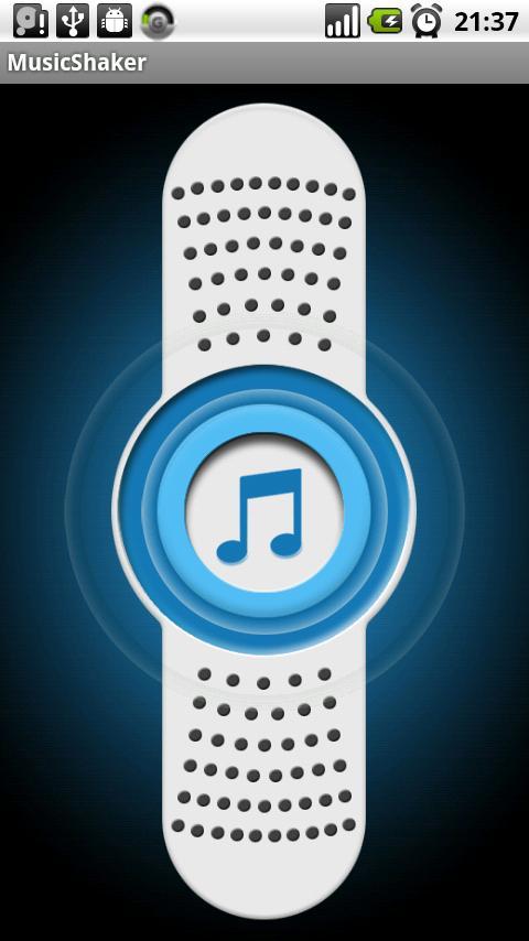 Apexony MusicShaker - screenshot