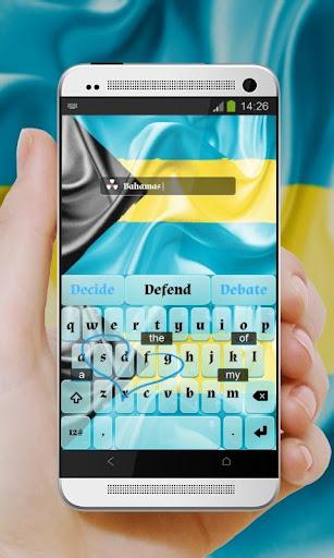 玩免費個人化APP|下載巴哈马键盘 app不用錢|硬是要APP