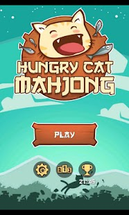 Hungry Cat Mahjong - screenshot thumbnail