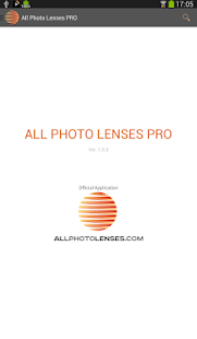All Photo Lenses Pro- screenshot thumbnail