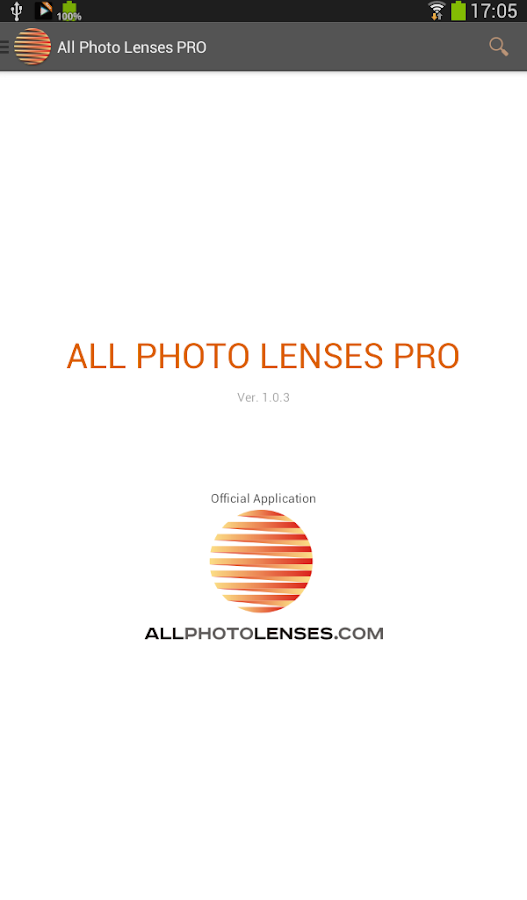 All Photo Lenses Pro- screenshot