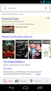 Google Search - screenshot thumbnail