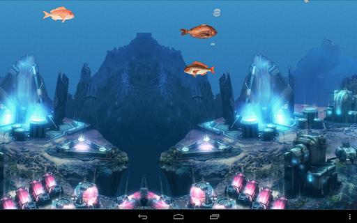 Abubu海洋的动态壁纸 個人化 App-愛順發玩APP