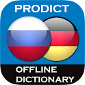 Russian <> German dictionary icon