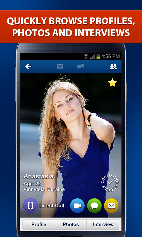 Download AnastasiaDate International dating app APK Android