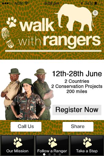 Walk With Rangers