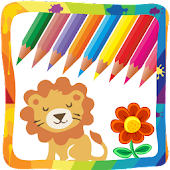Kids Coloring Fun Book