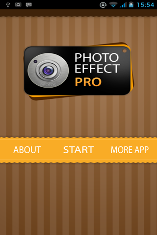 Photo Effects Pro - Camera Art- screenshot