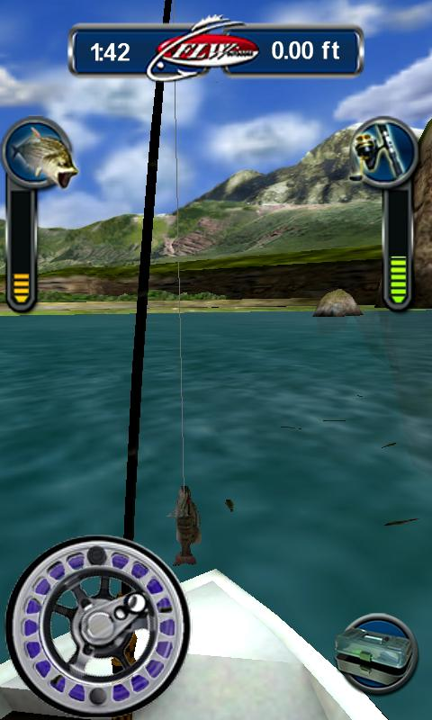 Bass Fishing Mania - screenshot