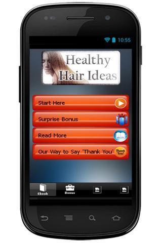 Healthy Hair Ideas